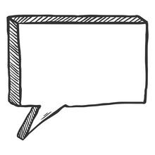 Vector Single Sketch Comics Sp...