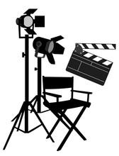 Vector Elements For Cinema