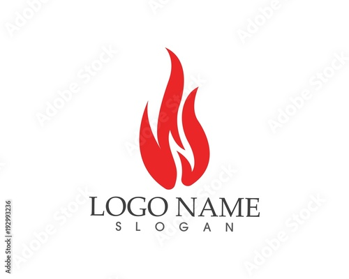 fire flame icon sign logo buy this stock vector and explore