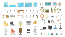 Office Furniture Set.
