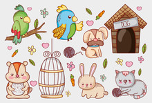 Pet Shop Cartoons