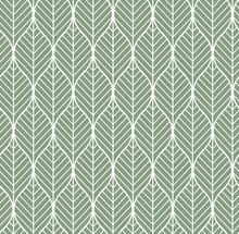 Vector Illustration Of Leaves ...