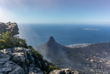 View Of Lion Head Mountain And...