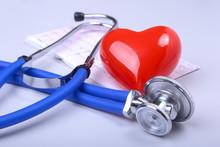 Stethoscope, RX Prescription, ...