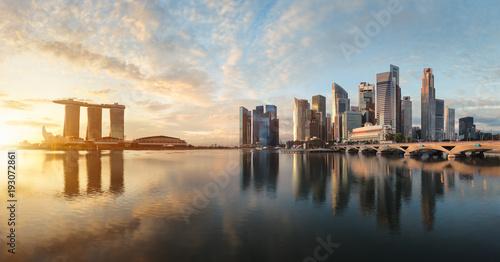 Singapour panorama