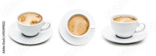 Kaffeetassen Fototapeta