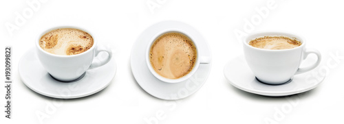 Tablou Canvas Kaffeetassen