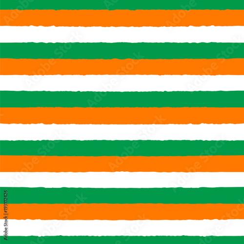 recznie-rysowane-bezszwowe-wektor-wzor-z-bialymi-pomaranczowymi-i-zielonymi-paskami-projekt-koncepcyjny-na-obchody-dnia-swietego