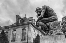 The Thinker (Le Penseur) - Bro...