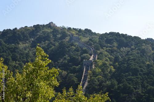 Zdjęcie XXL Wycieczka na światowym moście, ścianie Chin