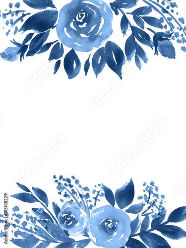 indigo-niebieskie-kwiaty-akwarela-recznie-malowane-kartke-z-zyczeniami-z-roz