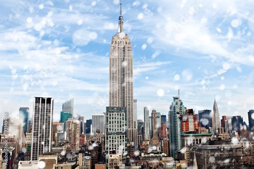 Fotografía Empire State Building in New York