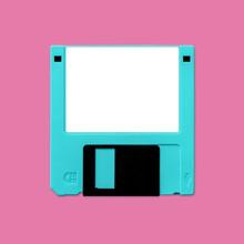 Floppy Disk 3.5 Inch Nostalgia...