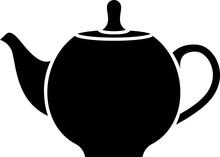 Teapot Icon, Tea Pot Icon