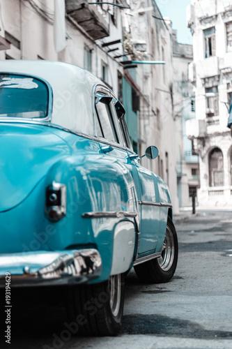 Poster de jardin Havana Streets of Havanna
