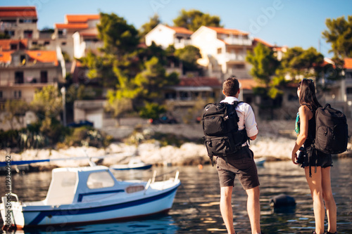 Young Freelancing Photographers Traveling And Backpacking Experiencing Different Cultures Photojournalism Documentary Travel Photos Of Third World Countries Exotic Destinations Low Budget Traveling Buy This Stock Photo And Explore Similar Images At