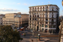 Piazza Garibaldi - Naples - It...