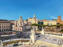 View Of Piazza Venezia (Piazza...
