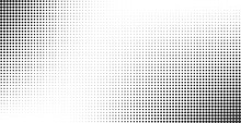 Halftone Effect Vector Backgro...