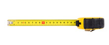 Measuring Tape Isolated On Whi...