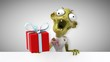 Fun zombie - 3D Animation