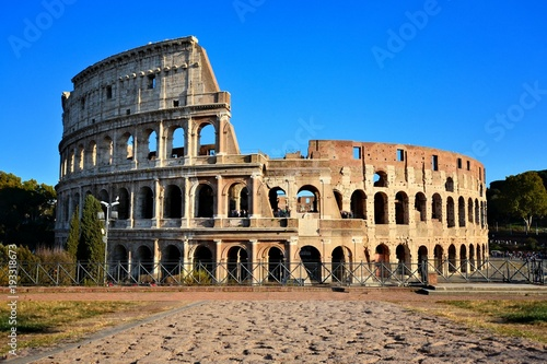 Fototapeta Rome, Italy, the Coliseum