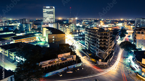 Kinshasa by nught