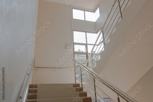 Photo Stands Stairs interior staircases, Staircase in modern house, staircase in modern building