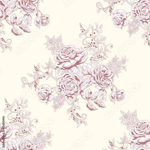 wektorowy-bezszwowy-tlo-w-rocznika-stylu-rysunek-odreczny-bukiet-wiktorianskich-roz-ogrodowych