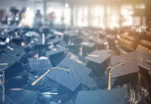 Fotografie, Obraz  Graduation day. Commencement day.  Education Concept.