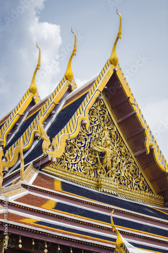 Photo  Wat Phra Kaew - Bangkok