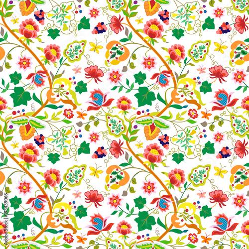 folk-flowers-vintage-style-seamless-pattern