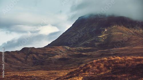 Foto op Plexiglas Landschappen Rugged mountain