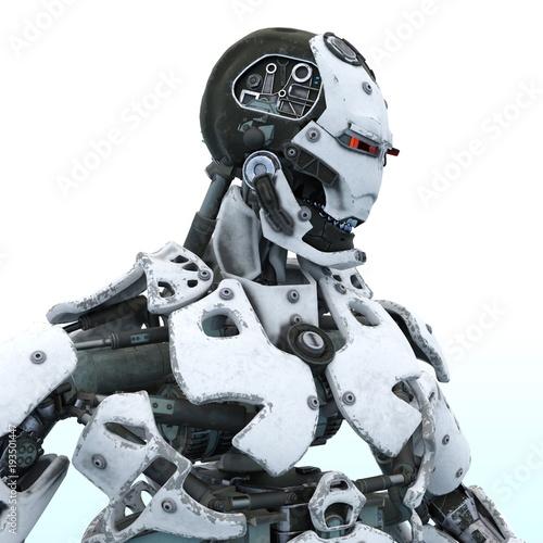 Obraz ロボット - fototapety do salonu