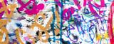 Fototapeta Teenage - Graffiti2302c