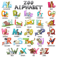 Alphabet For Kids. ABC Animals...