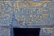 Karnak Temple, The Ruins Of Th...