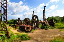 Former Rum Factory At Marienburg In Suriname