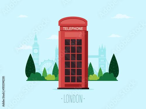 Fototapeta Travel to London