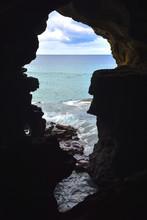 View Of The Atlantic Ocean Thr...