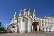 Annunciation Cathedral, Moscow...