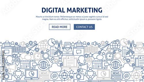 Photo  Digital Marketing Banner Design