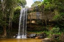 Sheldrick Wasserfall In Den Sh...
