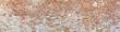 Leinwanddruck Bild - Alte Ziegelmauer