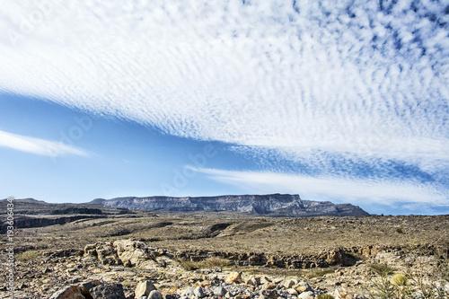Fotografering  canyon landschaft in al hamra