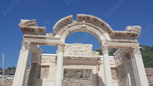 Valokuva Hadrian Temple, Ephesus Ancient City
