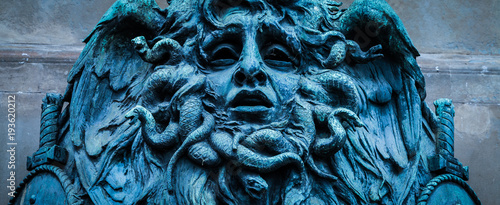Photo Mask of Medusa