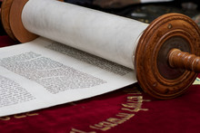 Scroll Of The Torah