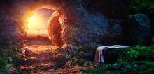 Crucifixion At Sunrise - Empty...