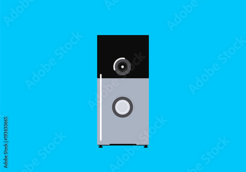 Ring Doorbell - Buy this stock vector and explore similar